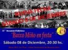 XVI Encontro Folclórico 'Baixo Miño en festa' - 2018, en Bos Aires