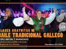 Clases de baile tradicional galego 2019, na Federación de Asociaciones Gallegas de la República Argentina