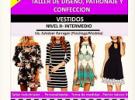 Obradoiro de deseño, patronaxe e confección - Vestidos, en Caracas
