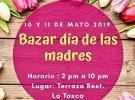 Bazar del Día de las Madres 2019, na Hermandad Gallega de Venezuela
