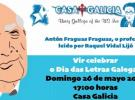 Día das Letras Galegas 2019, en Nova York