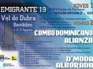 Festa do/a emigrante 2019 en Val do Dubra