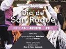 Festa do San Roque 2019 da Sociedade Galega de Arantei, Vilamarín e A Peroxa de Bos Aires