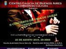 II Concerto da Escola de Gaitas do Centro Galicia de Bos Aires