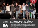 """Concierto """"Xeito Novo - 30 años"""", en Buenos Aires"""