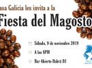 Magosto 2019 de la Casa Galicia de Nueva York