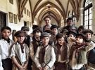 """Conferencia """"Los niños gallegos que salvaron América"""", en Salamanca"""