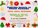 Concurso infantil de debuxos do Nadal 2019 do Lar Galego de Sevilla