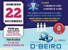 """Torneo de futbolín """"D'Beiros Kids Cup"""", en Nova York"""