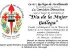 'Día da Muller Galega 2020', no Centro Galego de Avellaneda