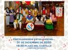 Actuación de Os Fillos de Breogán, en Pamplona
