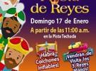 Fiesta de Reyes 2021 en la Hermandad Gallega de Venezuela