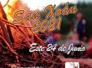 San Xoán 2021 na Hermandad Gallega de Venezuela en Caracas