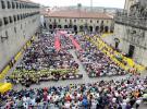 V Día da Galicia Exterior - Acto Litúrxico Praza da Quintana