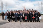 Entrega de diplomas 'Bolsas Excelencia Mocidade Exterior - BEME'