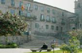 Pontevedra - Praza da Ferrería