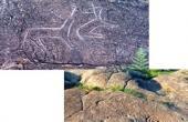 Unha das maiores concentracións de petroglifos de Europa