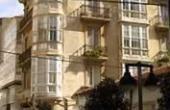 Os primeiros edificios con galerías de España
