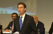 Intervención do Presidente no X Pleno do Consello de Comunidades Galegas
