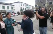 Vídeo de la entrevista a participantes en el campo de trabajo de Portomarín del Conecta con Galicia 2015 para la TVG