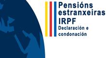 Pensións estranxeiras IRPF