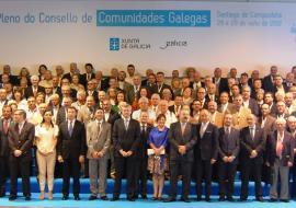 O histórico Palacio do Centro Galego da Habana acollerá o XI plenario do Consello de Comunidades Galegas