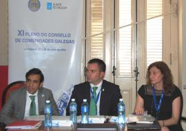 Las comunidades gallegas marcan como prioridad en la política social el mantenimiento de la asistencia a personas desfavorecidas y mayores