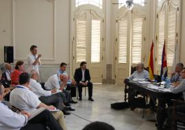 O fomento dunha memoria colectiva galega que poña en valor as achegas desde dentro e fóra do país, aspecto fundamental nas conclusións do relatorio de Cultura do XI Consello de Comunidades