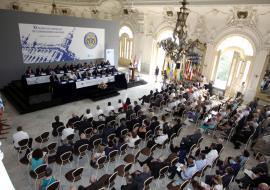 La Comisión Delegada del Consello de Comunidades Galegas mantendrá una reunión extraordinaria en Compostela con ocasión de la imposición de la Medalla del Parlamento de Galicia a la emigración