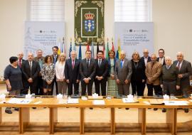 Feijóo pide a las y los gallegos del exterior que sean embajadores del Xacobeo 2021 y conviertan el próximo Año Santo en el mejor de la historia