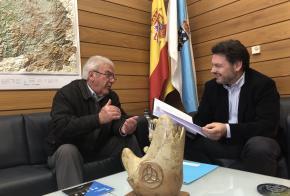 Miranda intensifica o contacto coas e cos galegos de Venezuela residentes na Comunidade para complementar a atención que presta no propio país suramericano