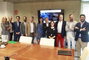 A Xunta presenta a entidades e empresas do eido dos recursos humanos os detalles da nova convocatoria de Talento Sénior