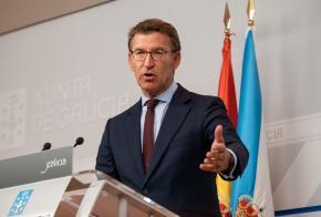 Feijóo anuncia o inicio da tramitación da nova Lei de Acción Exterior e Cooperación, que busca mellorar a proxección de Galicia e o máximo aproveitamento das potencialidades que se ofrecen no exterior