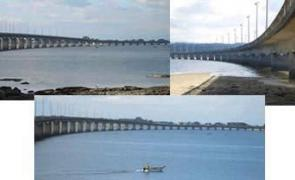 A primeira ponte sen xuntas de dilatación