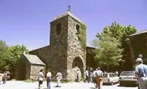 O templo máis antigo do camiño de Santiago