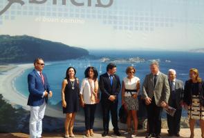O 'Galicia Pórtico Universal en Córdoba' desenvolveuse do 3 ao 5 de outubro de 2014 na Área expostiva de Galicia instalada na Avda. de la Libertad da capital cordobesa