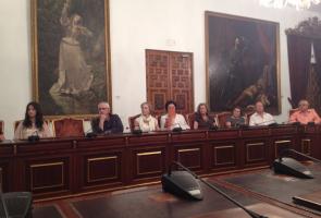 Do martes 30 de setembro ao xoves 2 de outubro, no Salón de Plenos da Excma. Diputación de Córdoba (Palacio de la Merced) celebrouse o ciclo de conferencias de temática galega