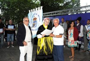 V Día da Galicia Exterior - Festival folklórico