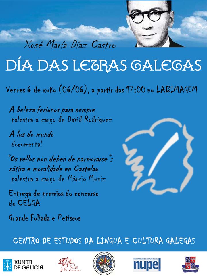 Día das Letras Galegas 2014 na Universidade Federal da Bahia
