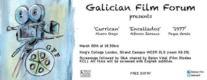 Galicia Film Forum, en Londres