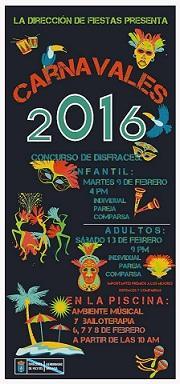 Carnaval 2016 en la Hermandad Gallega de Venezuela
