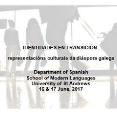 Congreso 'Identidades en transición: representacións culturais da diáspora galega', en Escocia