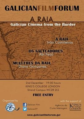 5ª Edición do Galician Film Forum - 'A Raia', en Londres