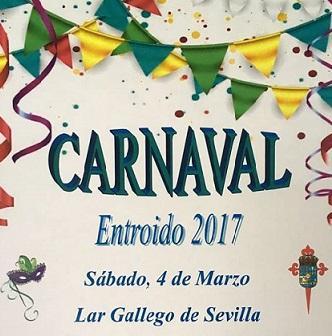 Entroido 2017 no Lar Galego de Sevilla