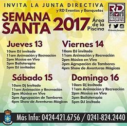 Semana Santa 2017 da Hermandad Gallega de Valencia