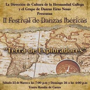 IIº Festival de Danzas Ibéricas, en Caracas