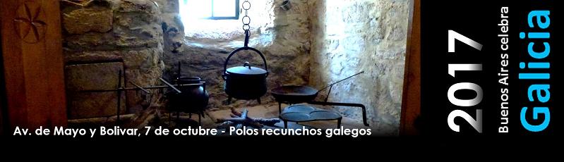 Presentación e 1ª reunión organizativa do 'Bos Aires Celebra Galicia 2017'