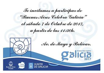 Bos Aires Celebra Galicia 2017