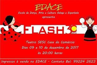 Flash - 30º Aniversario de la EDACE, en Salvador de Bahía