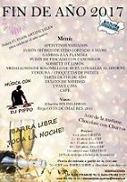Fin de Ano 2017 do CRC Ourense de Basilea